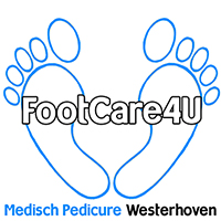 logo Medisch Pedicure FootCare4U
